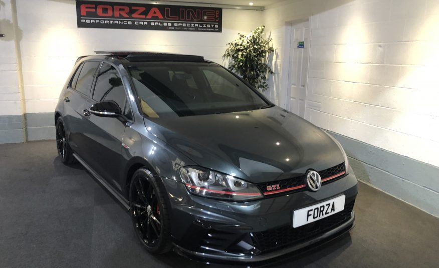 Sold 2017 Volkswagen Golf Gti Clubsport Forzaline